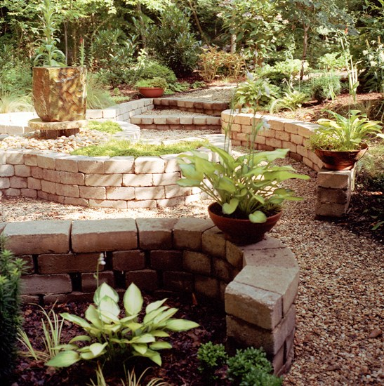 Backyard Zen Garden - Backyard Zen Garden - Hertzler & George